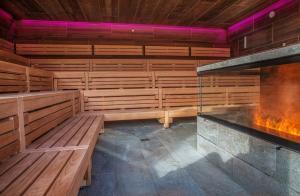Sauna Paradies im Salzburger Land