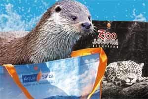 Jahreskarte für den Zoo Salzburg geschenkt