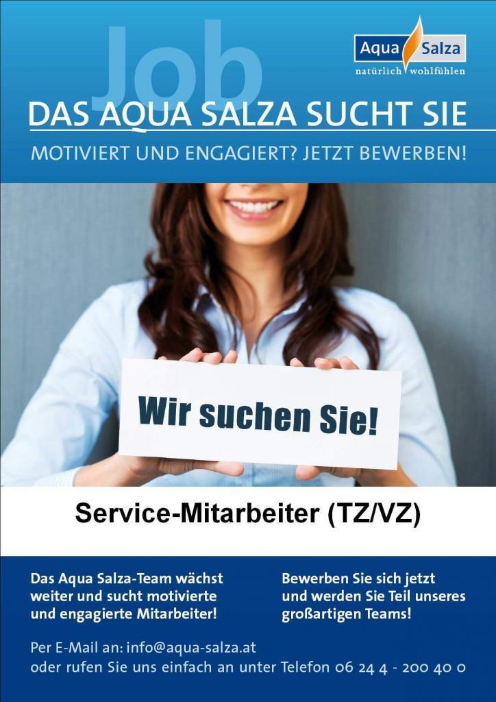 Jobs im Aqua Salza
