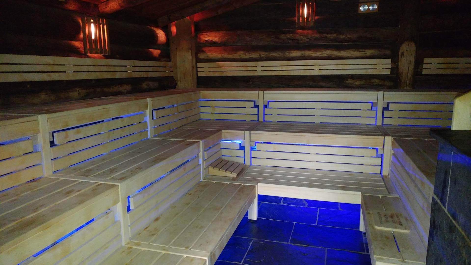 Aqua Salza - Erdsauna