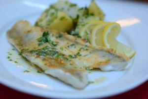 Fisch im Aqua Salza