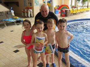 Aqua Salza Schwimmkurs - Schwimmen mit Willy