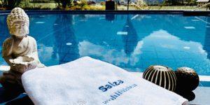 Entspannen im Aqua Salza - vor den Toren Salzburgs